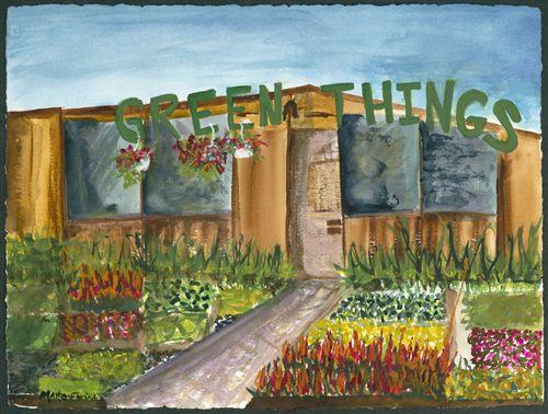 Green Things I