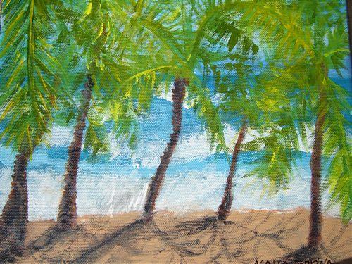 Palms at the Beach